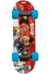 Paw Patrol Skateboard Legno 43 cm.