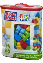 Mega Bloks bolsa 60 clasica Mattel DCH55