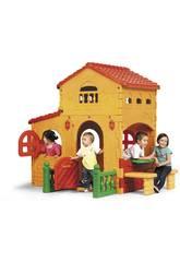 Casa Feber Villa Grande 200x184x154 cm Famosa 800008590