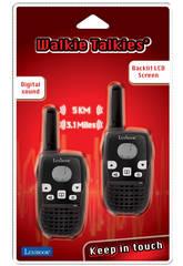 Talkie Walkie Digitaux Lexibook TW41
