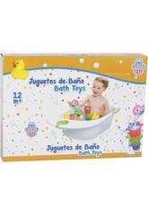 Set Jeu de bain Poissons et Tasses