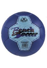 Ballon Football Plage