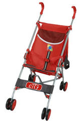 Silla Muñeca Plegable con Bolsa Convertible City
