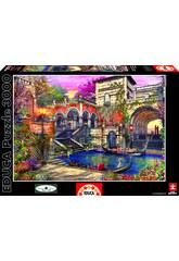 Puzzle 3000 Romance À Venice