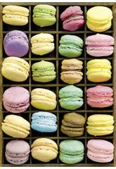 Puzzle 1000 Macarons