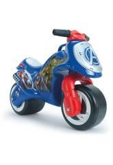 Trotteur Moto Avengers Injusa 19007