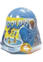Poolpo -0-10 m3-250 gr. 4 in 1 soluzione trattamento