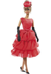 Barbie Collector Rojo Glamour