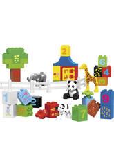 Blocs De Construction Zoo 42 pièces