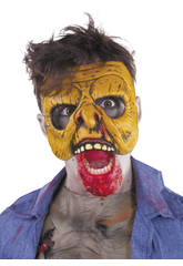 Demi Masque Zombie Attack Rubies S3156