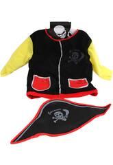 Kostüm Piratin Baby Größe L