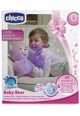 Proyector Baby Bear Rosa