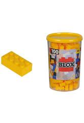 Blox Pot Avec 100 Blocs Jaunes