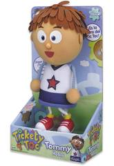 Peluche Tickety Toc Parlante 25 cm