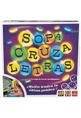 Juego De Mesa Sopa De Cruzaletras Con Rummikub Regalo