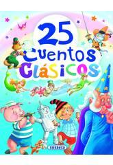 Libro 25 Cuentos Clásicos Susaeta Ediciones S2003002
