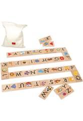 Dominos Abécédaire Diset 50268
