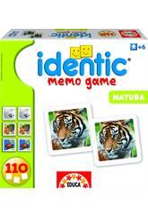 Identic Natura 110 carte Educa 14783