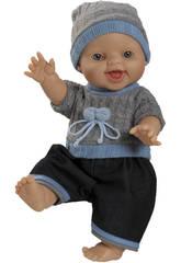 Bébé 34 cm Les Gordis Bruno