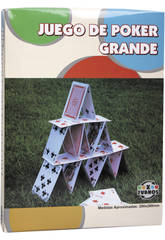 Carte Da Poker Grandi 20x28 cm.