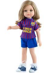 Puppe 32 cm Carla Freund Barça