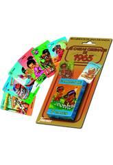 Mazzo di carte Infantili Famiglie 7 Paesi