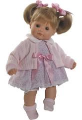 Poupée Baby Shoes Blonde 34 cm