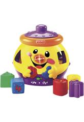 Fisher Price Biscuit Surprise Apprentissage Mattel H8184