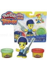Playdoh Figurine Town