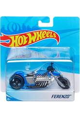 Hot Wheels Moto Street Power Mattel X4221