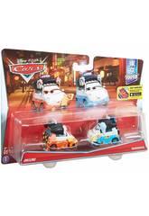 Cars Pack 2 Coches de Juguete. Mattel Y0506