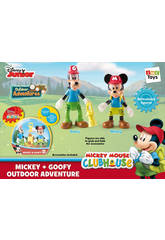 Mickey Mouse Figurines Pack 2
