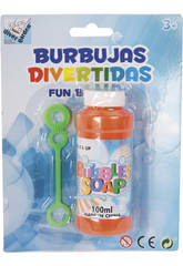 Burbujas Divertidas 100 ml.