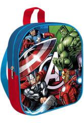 Mochila Back Pack 24 cm. Avengers