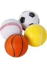 Balles Sport Set 4