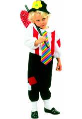 Kostüm Clown Bettler Baby Größe L