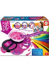 Magic Dip Centre d'Art Deluxe Avec Accessoires