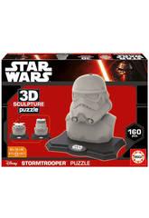 Puzzle 3D Scultura Stormtrooper