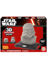 Puzzle 3D Sculpture Stormtrooper Educa 16969