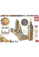 Puzzle 3D Monument Parlamento y Big Ben