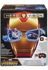 Avengers Hero Vision Expérience de Réalité Augmentée Hasbro E0849175