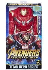Avengers Hulkbuster Titan 30 cm Hero Series Hasbro E1798