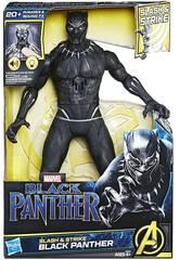 Black Panther Figurine Électronique Deluxe 35 cm Hasbro E0870