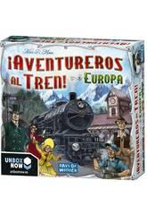 ¡Aventureros al Tren! Europa Asmodie 7282