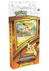 Pokémon Jeu de cartes à collectionner Luminous Legends Pikachu Asmodee 35874