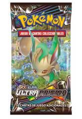 Pokémon Gioco di Carte Collezonabili Sole e Luna Ultraprisma Pacchetto 10 Carte Asmodie 35935