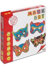 Juego Manualidades Mask Heroes Cayro 807