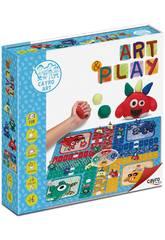 Juego Manualidades Art Play Parchís Monstruos Cayro 813