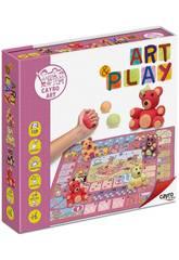 Gioco di Manualità Art Play Gioco dell'Oca e Orsi Cayro 816