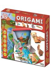 Jeu de Travaux Manuels Origami Animaux Jungle Cayro 816